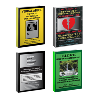 4 Ebook Non Borderline Bundle