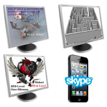 50 Minute Phone Session and 3 Non Borderline Audio Programs Bundle