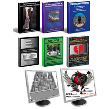 6 Ebook - 2 Audio Program Bundle For Non Borderlines