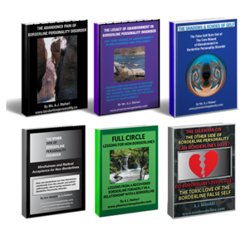 6 Ebook Bundle for Non Borderlines