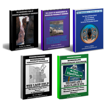 Core Wound of Abandonment In BPD - 5 Ebook Bundle