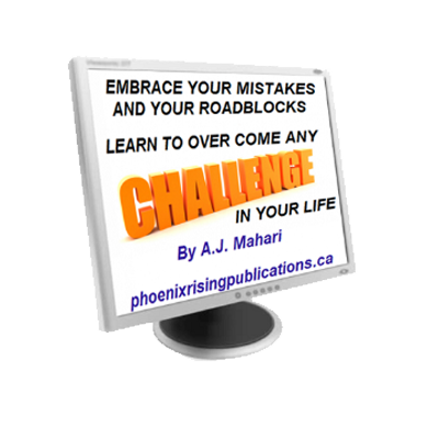 Embrace Mistakes & Roadblocks