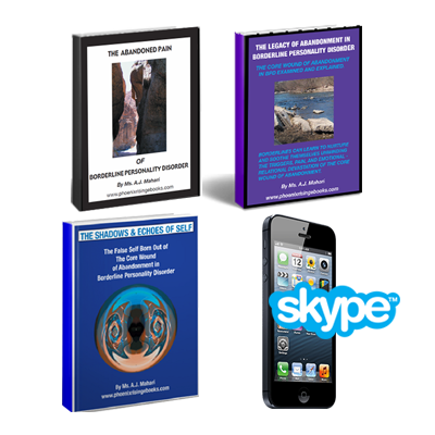 Coaching Session with Core Wound of Abandonment in BPD 3 Ebook Bundle