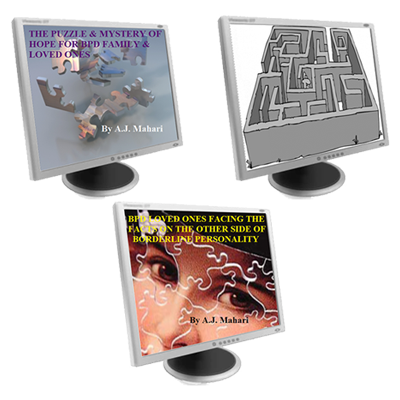 3 Non Borderline Audio Program Package