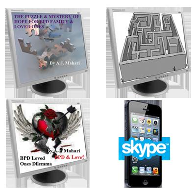 50 Minute Phone Session and 3 Non Borderline Audio Programs Bundle