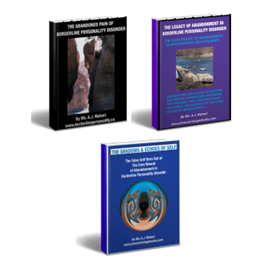 Core Wound of Abandonment in BPD 3 Ebook Series