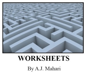 Work Sheets