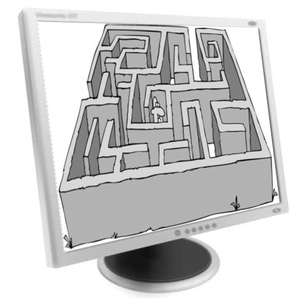 Breaking Free BPD Maze